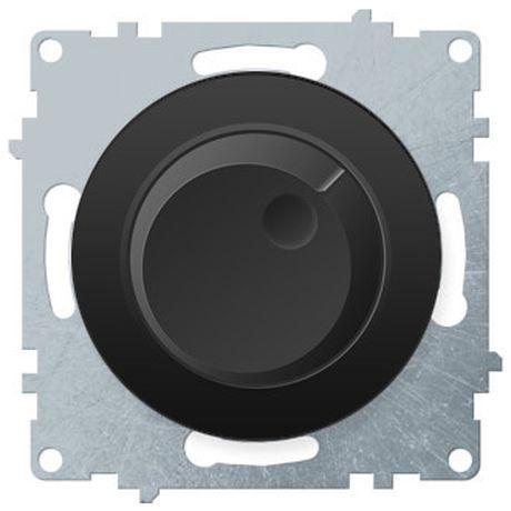 1E42001303 Светорегулятор 600 W для ламп накаливания и галогенных ламп, цвет чёрный