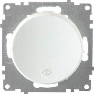 1E31451300 Выключатель перекрестный, цвет белый