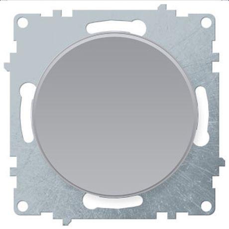 1E31301302 Выключатель одинарный, цвет серый