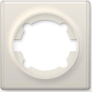1E52101301 Рамка одинарная, цвет бежевый