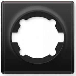 1E52101303 Рамка одинарная, цвет чёрный