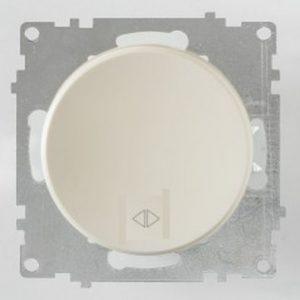 1E31451301 Выключатель перекрестный, цвет бежевый